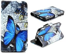 Wallet Printed Book Card Flip Stand Fashion Lovely Case Y Cover