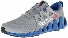 Reebok Men's Zigtech Big N Fast Running Shoe Gray/blue