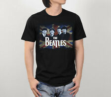 NEW THE BEATLES CLASSIC ROCK 'N ROLL BAND RETRO VINTAGE GRAPGIC MEN TEE T-SHIRT