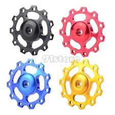 MTB Mountain Bike Bicycle Rear Derailleur 11T Guide Roller Jockey Wheel SR1G
