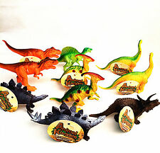 15cm Large Rubber Dinosaur Play Toy Animals Christmas Stocking Filler Party Gift