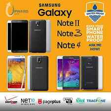 Samsung Galaxy Note 2 II 3 III 4 IV (32GB-Straight Talk Verizon Towers) Unlocked