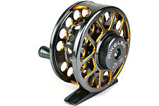 3BB ZFseries Double color Aminum Die casting CNC Fly Fishing reels