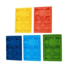 Robot Freeze Mould Brick Ice Cube Tray Chocolate Pudding Jelly Cooking Mold Y2
