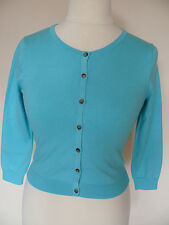 Boden favourite cropped cardigan in 5 Summer colours  Sizes 6 - 22