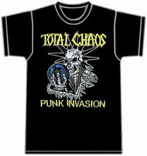 "Total Chaos ""Punk Invasion"" T-Shirt"