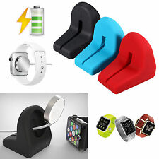 New Charger Desk Stand Holder Charging Mount Dock Station For iWatch 38mm 42mm