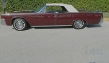 Lincoln : Continental SUICIDE DOORS