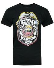 Official Police North American Tour 1981 Men's T-Shirt