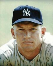 Baseball New York Yankees Mickey Mantle Photo Picture
