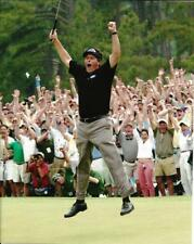 Golf Phil Mickelson Celebrating 2004 Masters Photo Picture Print