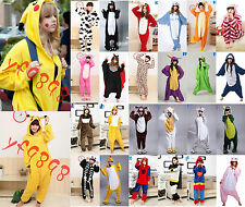.2015 Hot Kigurumi Pajamas Anime Cosplay Costume unisex Adult Onesie Sleepwear !