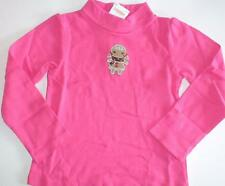 NWT Gymboree WINTER CHEER Pink Gingerbread Girl Shirt Size 2T 4T