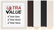 Modern Wood Frames To fit Imperial Picture Photo Frame with Mount Option