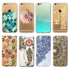 Fashionable Design Pattern Hard Back Case Cover For iPhone 5C /5 5S /6 / 6Plus