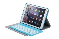 360 Rotating book leather case +Wirless Bluetooth keyboard For Apple ipad air1,2