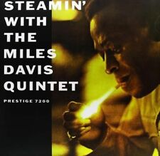 Steamin With the Miles Davis Quintet - Davis,Miles New & Sealed LP Free Shipping