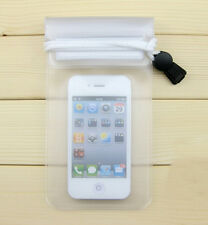 Clear Waterproof Dry Beach Bag Pouch Case Cover for Cell Phones 2015 hot model