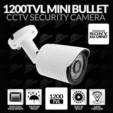 CCTV Metal Dome Camera 800 1000 1200 TVL Infrared 20m Sony Chip 3.6mm Wide Angle