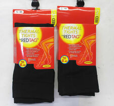 LADIES THICK THERMAL REDTAG TIGHTS (41B261) / FOOTLESS TIGHTS(41B262)