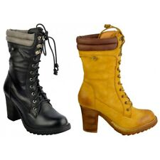 Ladies ankle boots, Mid Calf Boot, Comfortable Boot, Lace up boot, Ladies boots
