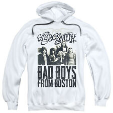 "Aerosmith ""Bad Boys From Boston"" Hoodie, Crewneck or Long Sleeve-Adult and Child"