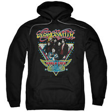 "Aerosmith ""World Tour"" Hoodie, Crewneck or Long Sleeve-Adult and Child"