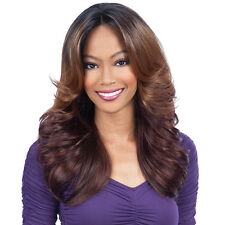 Freetress Equal  3 Way Lace Part Synthetic Hair Lace Front Wig - MARVEL