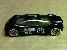 1990 HOT WHEELS AUDI AVUS QUATTRO CAR DIE CAST 1:64