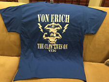 Von Erich T-Shirt, Marshall and Ross, Kevin's Kids NEW WCCW, TNA, WWE