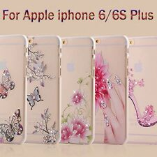 TPU Skin Soft Case Various Pattern Cover For Apple iPhone 6 6S 4.7'' Plus 5.5''