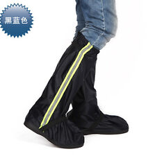 Rain Boot Shoe Cover Snow Boots Cover Motorcycle Bicycle Gardening Waterproof