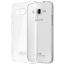 HOT Transparent Cover Skin Clear PC Hard Case Cover For Samsung Galaxy S5 S6