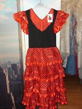 SPANISH DRESSES TRADITIONAL FLAMENCO STYLE CHEAP FROM SPAIN