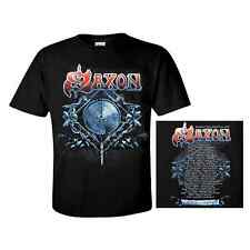 SAXON T-Shirt INTO THE LABYRINTH ♪ New Wave Of British Heavy Metal ♫ Biff Byford