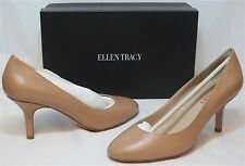 ELLEN TRACY Women's Christy Pump - Cashew - Sz 7,7.5,8  NIB - MSRP $79