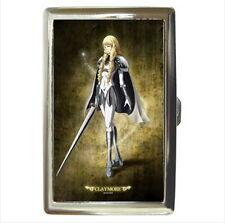 NEW Cigarette Business Card Holder CLAYMORE anime manga *rare collection