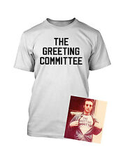 John Lennon T-Shirt The Greeting Committee worn by him 100% Cotton retro vintage