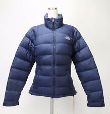 NEW WOMEN'S THE NORTH FACE NUPTSE 2 JACKET AUDKJC6 MONTAGUE BLUE *SIZE SMALL*