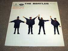 THE BEATLES ~ HELP! ~ STEREO ~ UK LP EARLY 1980s  PRESSING ~   NEAR MINT