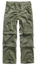 BRANDIT MENS SAVANNAH TACTICAL TROUSERS HIKING COTTON SHORTS MILITARY PANT