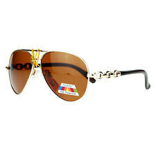 Womens Polarize Lens Aviator Sunglasses Designer Style TAC Polarized