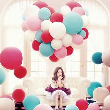 """Hot Colorful 36"""" Giant Big Balloon Latex Birthday Wedding Party Decoration"""