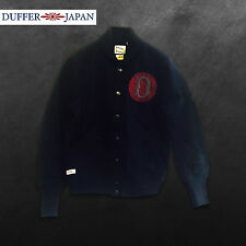DUFFER JAPAN NAVY COCHRAN JACKET - BRAND NEW/TAGS RRP £125 - SAVE 76%