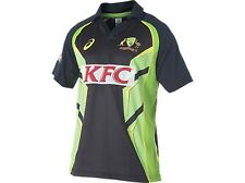 Official Mens Asics Australian Cricket Team Replica Twenty20 (T20) Shirt