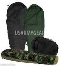 Woodland MSS Goretex Modular Sleep System Patrol Bag Bivy Cover US Army Surplus