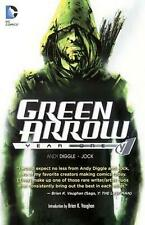 NEW Green Arrow: Year One by Andy Diggle Prebound Book (English) Free Shipping