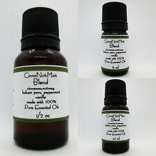 CinnaNut-Mint Blend 100% Pure Essential Oils buy 3 get 1 Free add 4 to cart