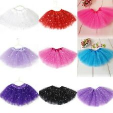 Kids Baby Sweet Party Pettiskirt Toddler Girls Tutu Ballet Dance Dress Skirt New