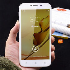 "5"" 5MP 2Core Unlocked 3G GSM AT&T T-mobile Android 4.4 Cell Phone Smartphone GPS"